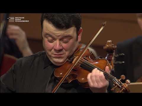 Brahms: Violinkonzert / Vadim Gluzman / Pietari Inkinen / DRP