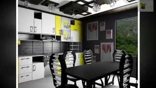 видео Кирпичная стена в кухонном интерьере: инновационные решения от дизайнеров