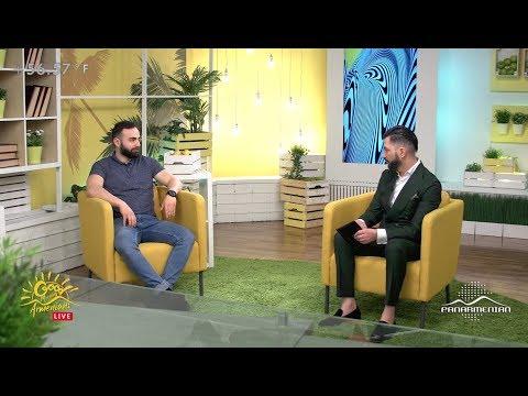 Sargis Bazinyan Interview | Bari Luys 22.01.2019 | Panarmenian TV