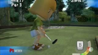 Crazy Mini Golf - WII (in-game 01)