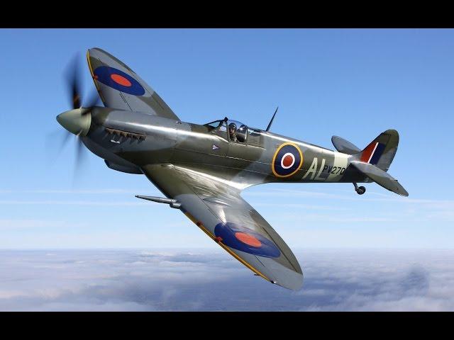 ✈ Spitfire, la naissance d'une legende ✈