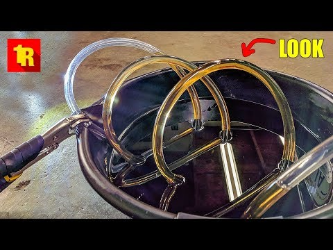 Why You Should NEVER EVER FLUSH POWER STEERING FLUID Until You Watch This!!