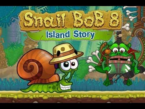 Hành trình của ốc sên 8 – Snail BoB 8: Island Story || All 30 levels 3 stars || Walkthrough | Bao quát những nội dung nói về cuoc hanh trinh cua oc sen chuẩn nhất