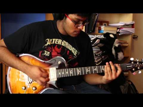 One Day Remains (Guitar Cover) - Alter Bridge (with solo)