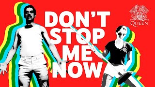 Queen - Don't Stop Me Now - You Are The Champions Fan Video