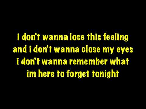 Dierks Bentley - Tip It On Back Lyrics [on Screen]