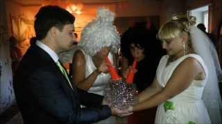 Свадьба Стаса и Маргариты в кафе отеля