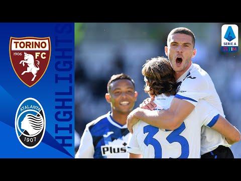 Torino 2-4 Atalanta | L'Atalanta riparte con un poker! | Serie A TIM