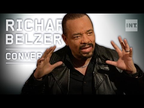 Ice-T and Coco in RICHARD BELZER'S CONVERSATION