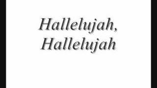 Hallelujah with Lyrics (Shrek Song) - Rufus Wainwright