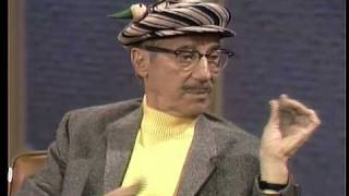 Groucho talks about Irving Thalberg & Greta Garbo