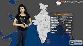 16/10/14   Skymet Weather Report For India