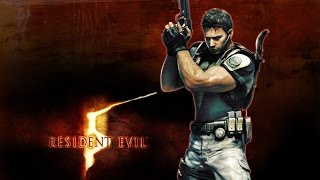 Проходим Resident evil 5 в coop /Нарезка/ 4 часть ( 14+ )