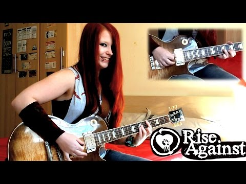 RISE AGAINST - Prayer Of The Refugee [GUITAR COVER] by Jassy J