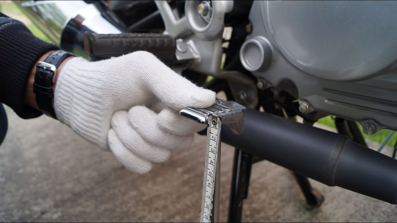Youtube Adjust Brake Arm Yamaha