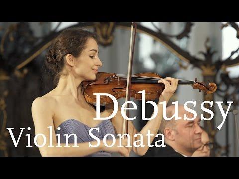 Claude Debussy: Violin Sonata / Alina Pogostkina, Jérôme Ducros