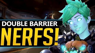 Overwatch Double Barrier NERFED! Will Dive return?