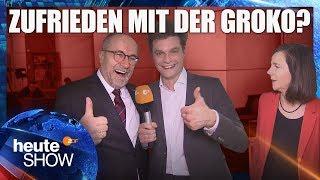 Zwei Wochen Groko: Lutz van der Horst im Bundestag
