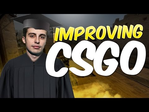 IMPROVING CS:GO? GLOBAL ELITE SOLO Q #1 -...