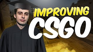 IMPROVING CS:GO? GLOBAL ELITE SOLO Q #1 - SHROUD!