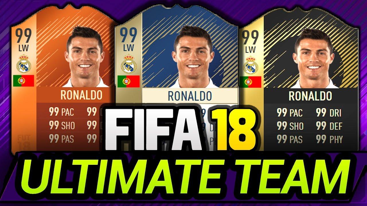 Fifa 18 random team generator