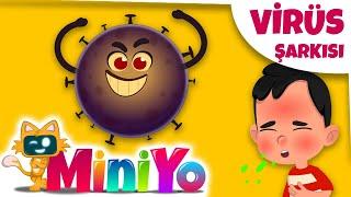 Virüs Şarkısı   Eğitici Çocuk Şarkıları