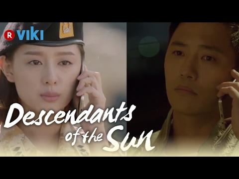 Descendants of the Sun - EP6 | Kim Ji Won & Jin Goo Reminiscing Their Relationship [Eng Sub]