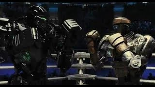 Атом VS Зевс. Часть-1. \ Живая сталь