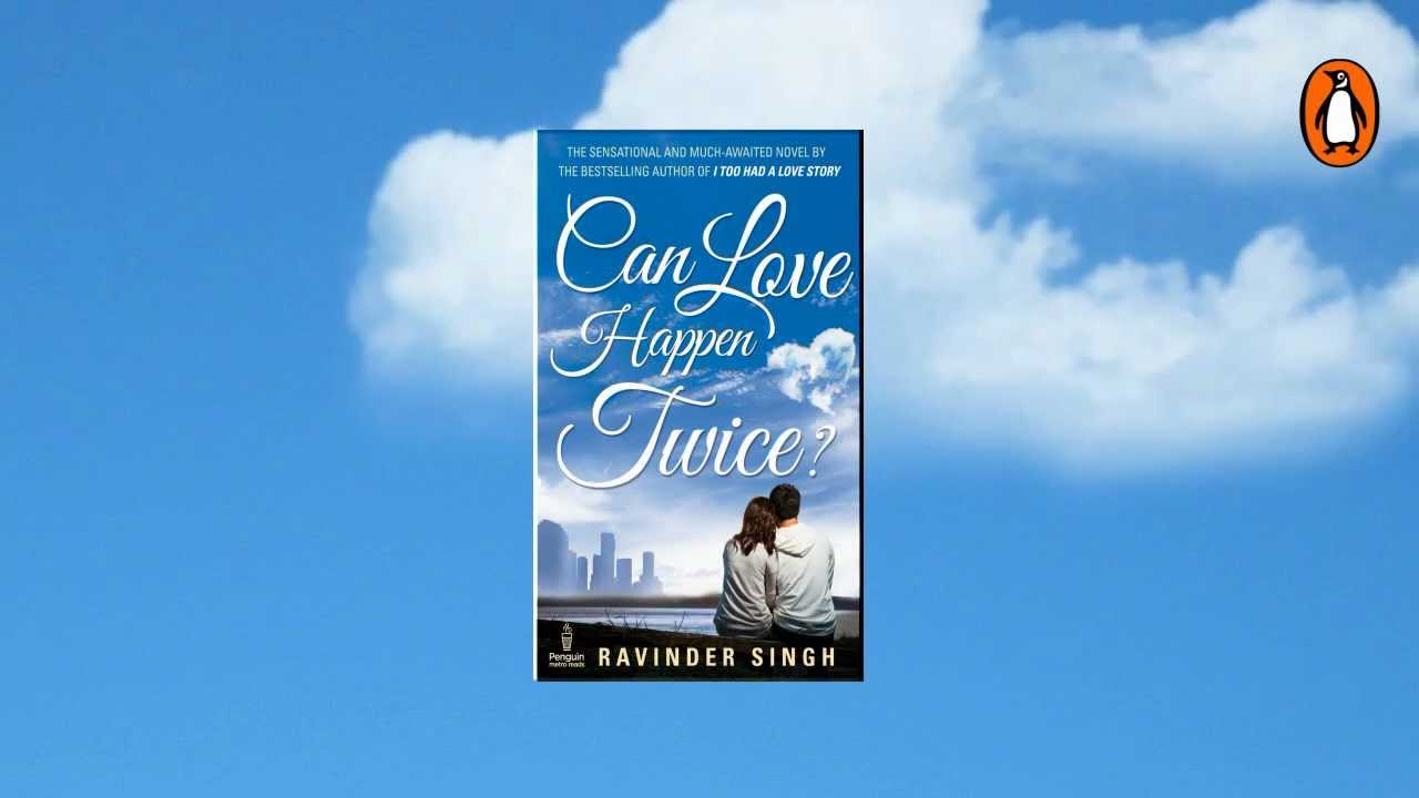Can Love Happens Twice Book
