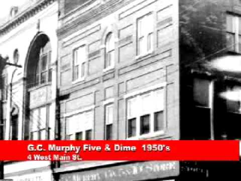 Westminster, Carroll Co., MD then & now Part 1 of 2