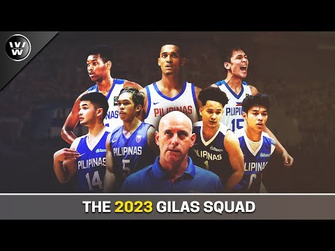 The Gilas 2023 Squad | Mahirap Pigilan ito | Ideal Lineup