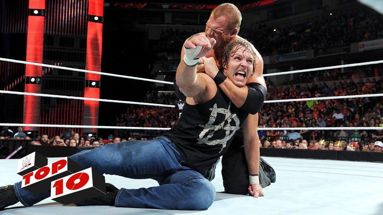 Download Top 10 Raw Moments: WWE Top 10, June 22, 2015
