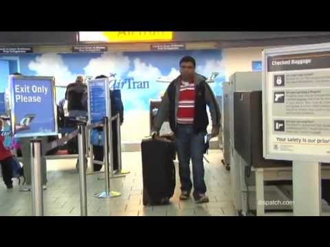 Port Columbus International Airport moves baggage screening behind the scenes