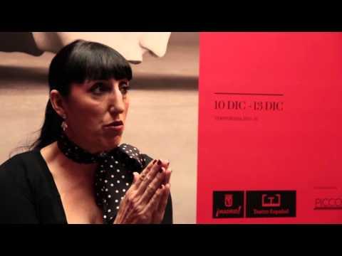 Resilienza d'amore. Recital de Rossy de Palma en el Teatro Español. thumbnail