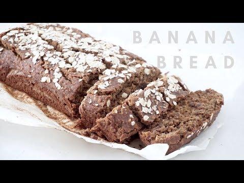 Banana Bread | Vegan e Gluten Free | Facilissimo e Veloce