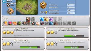 Clash of Clans: How to select if you are in or out for War