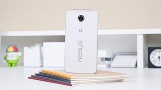 Google Nexus 6 Review (4K)