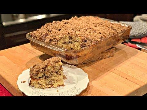 How To Make Coffee Cake (Easy Steph By Steph) | Views Recipe