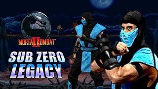 Cheese Strats - SUB-ZERO LEGACY: Mortal Kombat 2 (Arcade 1993) thumbnail