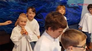 Msza św. dla dzieci w Łodzi