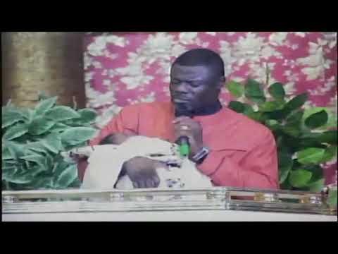 Special Monday Service 21th Oct 2019 Prophet Isa El-Buba