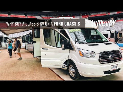 Why Buy A Class B Rv On A Ford Chassis
