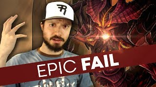 Why WoW players are upset; Diablo e-Sports, EPIC FAIL, and more…