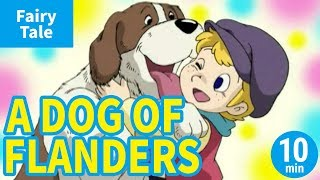 A DOG OF FLANDERS (ENGLISH) Animation of World's Fairytale/Folktale...