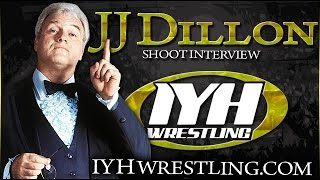 JJ Dillon in Your Head Wrestling Shoot Interview