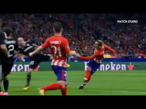 Atlético Madrid vs Qarabag 1   1   Highlights  Goals 31 10 2017