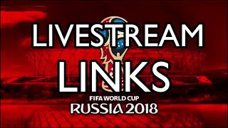 Free Livestream Fifa World Cup 2018 Round of 16 | France Vs. Argentina