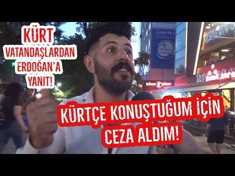 Kürt Vatandaşlar Erdoğan'a Yanıt Verdiler! Bu Röportaj Çok Konuşulacak!