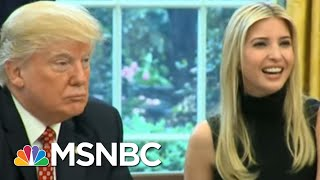 Hasan Reacts To Ivanka Trump Telling Jobless Americans To 'Find Something New' | All In | MSNBC