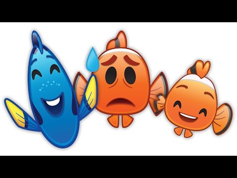 Thumbnail: Finding Nemo as told by Emoji | Disney